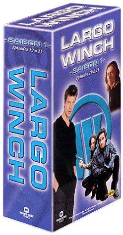 Largo Winch - La série - Intégrale 4 : Episodes 19 à 25 - Coffret 2 VHS