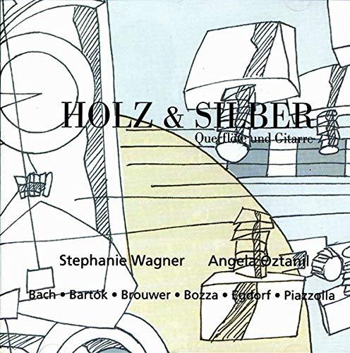 Holz & Silber: Querflöte und Gitarre