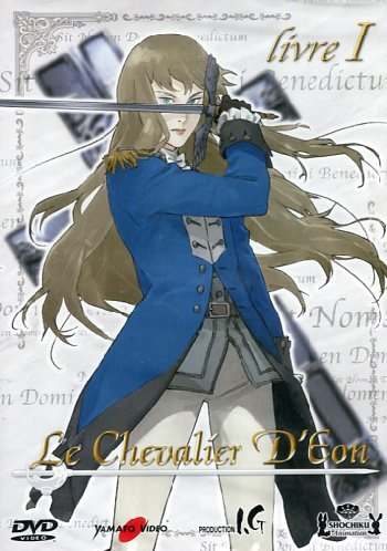 Le Chevalier D'Eon Vol.1