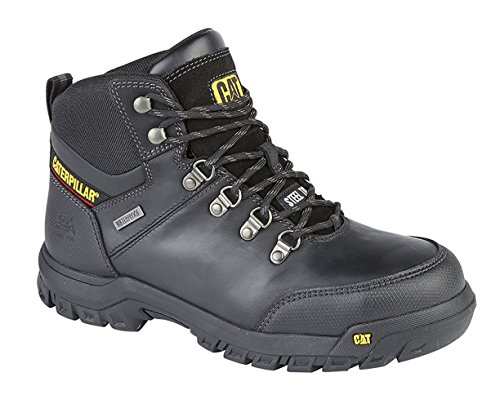 Caterpillar Framework Boot ST S3 WR HRO SRA Black Size UK 6 EU