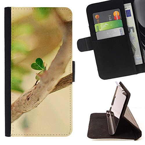 momo-phone-case-etui-housse-coque-en-cuir-portefeuille-natural-ove-shaped-eaf-twig-blur-sony-xperia-