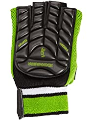 Kookaburra Hockey-Reflex Handschutz für die linke Hand schwarz schwarz / grün
