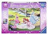 Ravensburger 10639 - Disney Princess: Au Bord de la Riviere, 100 Teile XXL Puzzle