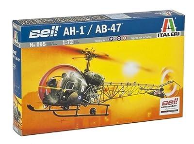 Italeri 510000095 - 1:72 AH-1/AB-47 von Italeri