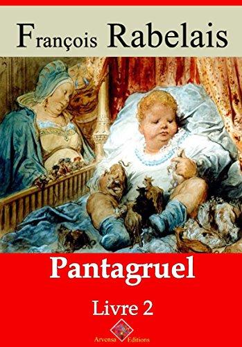 Pantagruel (Nouvelle édition augmentée) - Arvensa Editions
