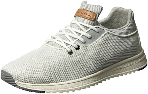 Marc O'Polo 70223713501610 Sneaker, Sneakers basses homme Gris clair