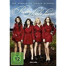 Pretty Little Liars - Die komplette vierte Staffel