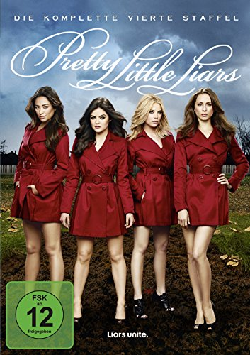 Pretty Little Liars – Die komplette vierte Staffel [5 DVDs]