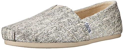 Bobs Aus Skechers Kühlung Luxus Schuh Natural Woven