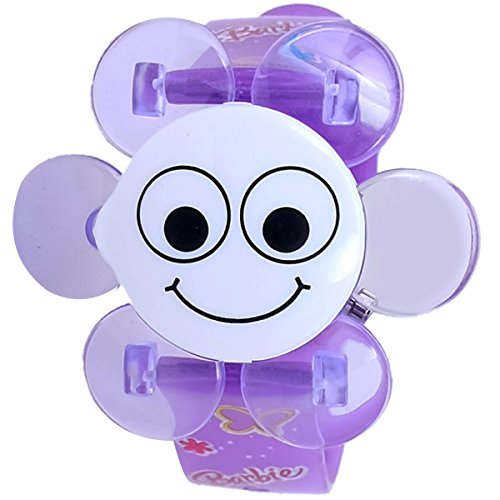 Super Drool SD0149_WT_PURPLEBB  Analog Watch For Girls