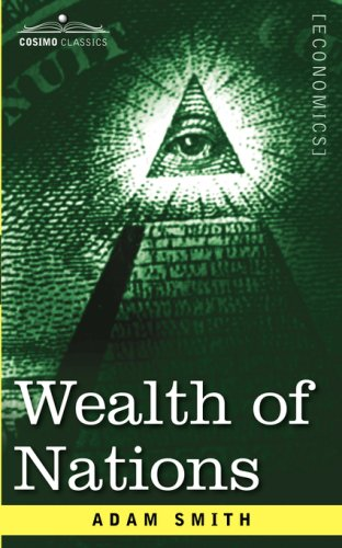 Wealth of Nations (Cosimo Classics. Economics)