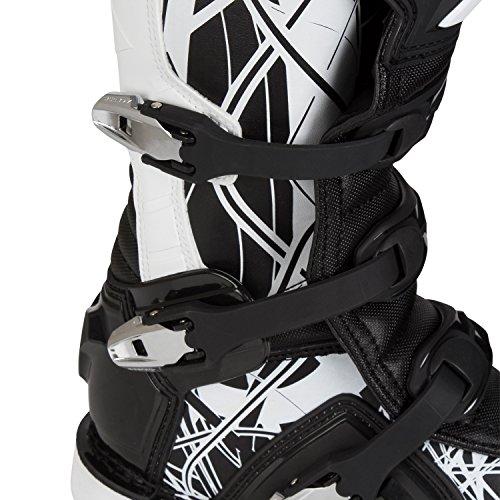 Acerbis Motocross-Stiefel X-Pro V. Schwarz Gr. 44 - 6