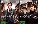 Der junge Inspektor Morse Staffel 1+2 (5 DVDs)