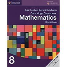 Cambridge Checkpoint Mathematics Coursebook 8 (Cambridge International Examinations)