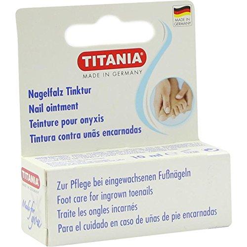 Titania Nagelsalbe für eingewachsene Zehennägel