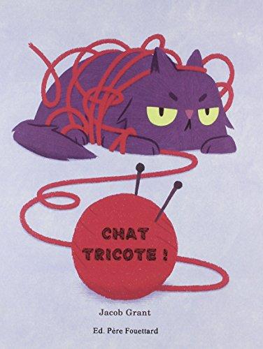 Chat tricote !