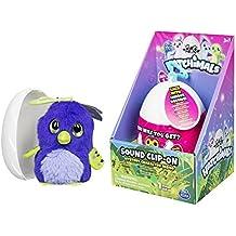 Hatchimals Egg Soft Plush Clip-On With Sounds - Caractère mystérieux