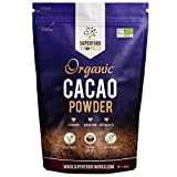 Best Hot Chocolate Powders - Superfood World Organic Cacao Premium Cocoa Powder 500G Review
