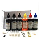 BCH Standard 600 ml Refill Ink Kit for HP and Canon Printers