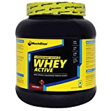 MuscleBlaze Whey Active, Chocolate 1 kg ...