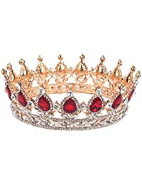Diseño De Corona Con Brillantes Diadema Novia Boda Accesorios Para El Pelo