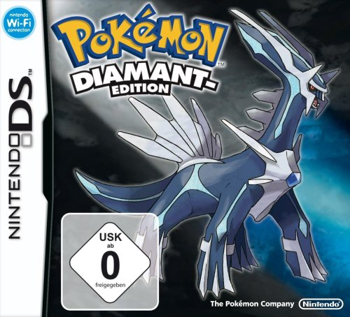 Pokémon Diamant - Edition