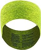 Buff RYellow Fluor Dryflex Stirnband - AW18, Green, Einheitsgröße