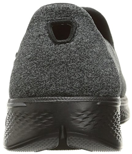 Skechers Damen Gowalk 4-Super Sock 4 Sneakers Black