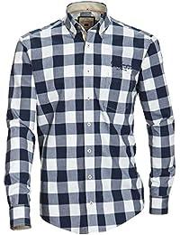 CASAMODA Herren Businesshemd 431681100 Casual Fit bügelleicht