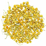 #8: The Indian Chai - Organic Chamomile Tea (1.75oz/ 50 Gm) Certified Organic Detox Tea - Calming Tisane - Herbal Tea - Caffeine Free - Whole Flowers  2017 New Crop