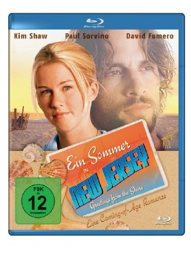 Ein Sommer in New Jersey - Greetings from the Shore [Blu-ray]
