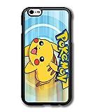 Pokemon Pikachu Games Themes Personalized Design Apple iPhone 6 Plus,iPhone 6S Plus (5.5 Pulgadas) Funda Case Cover,Plástico Antigolpes Fundas y Protección para iPhone 6 Plus,iPhone 6S Plus