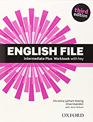 English File Intermediate Plus : Workbook with key