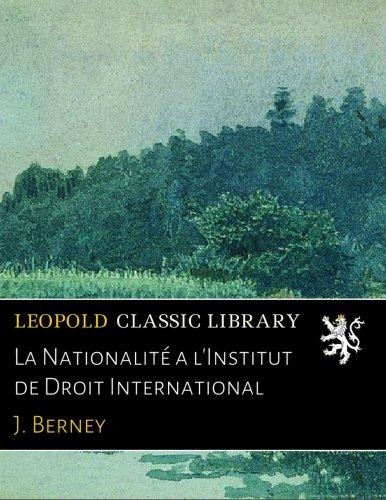 la-nationalite-a-linstitut-de-droit-international