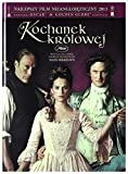 A Royal Affair [DVD]+[KSIĄŻKA] [Region 2] (IMPORT) (No English version)