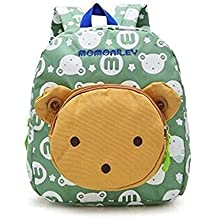 Gwanna Mochila Escolar Unisex clásica, Kindergarten Baby Schoolbag Fashion Cartoon Mochila para niños