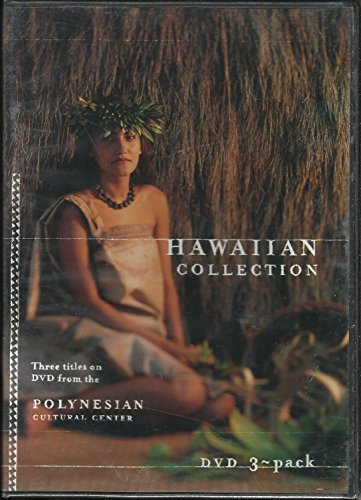 Hawaiian Collection: Three Titles on DVD from the Polynesian Cultural Center (DVD 3 Pack)