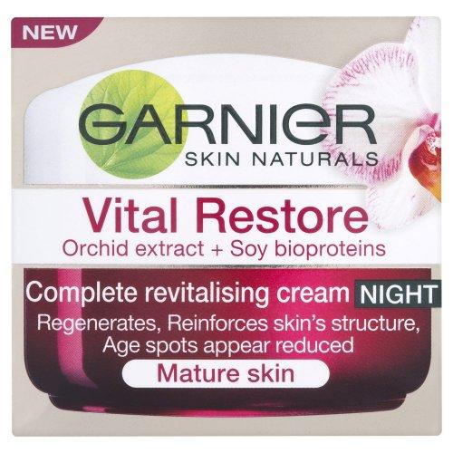 garnier sleeping cream Garnier Vital Restore Night Cream 50ml