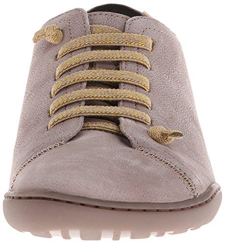 Camper Peu Cami, Sneakers Basses femme Gris (Lt Pastel Grey)