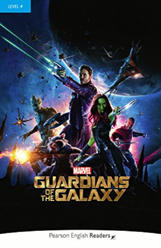 MARVEL: Guardians of the Galaxy 1 - Englisch-Lektüre für Fortgeschrittene ab B1 (Pearson Readers - Level 4)