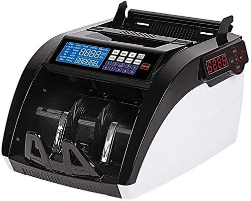 JFZCBXD Contador de Dinero con el Billete Falso Detector de detección de...