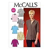 McCall`s patrones de costura para MC7018