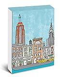 Pocket Notes: Big City New York – Notizblock im praktischen Taschenformat: New York (Notizblock im Taschenformat)