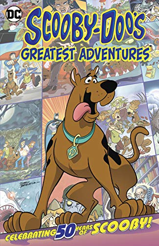 Scooby-Doo's Greatest Adventures (Scooby-Doo, Where Are You? (2010-)) (English Edition)