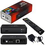 MAG 254w2 mit WLAN (WiFi) integriert 600Mbps Original IPTV SET TOP BOX Streamer Multimedia Player Internet TV IP Receiver (802.11 b/g/n/ac dualband)