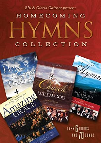 Bill & Gloria Gaither Present Homecoming Hymns [Import anglais]