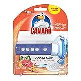 Canard WC Fresh Disc Nettoyant Aurore Tropicale 6Disques - Lot de 2