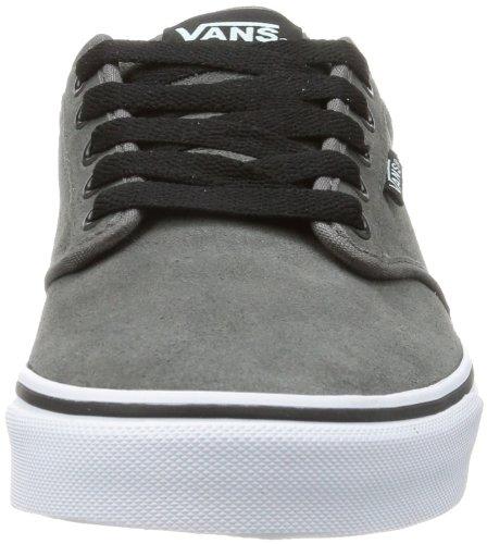 Vans Atwood M, Men's Low Top Trainers, Grey, 6.5 UK: Amazon.co.uk: Shoes & Bags