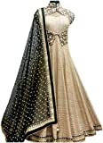 #10: gowns for women party Wear (lehenga choli for wedding function salwar suits for women gowns for girls party wear 18 years latest collection 2018 new design dress for girls Gawn new collection today low price new gown for girls party wear)