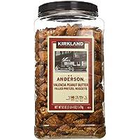 Kirkland HK Anderson Peanut Butter Gefüllte Brezeln